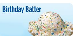 Birthday Batter
