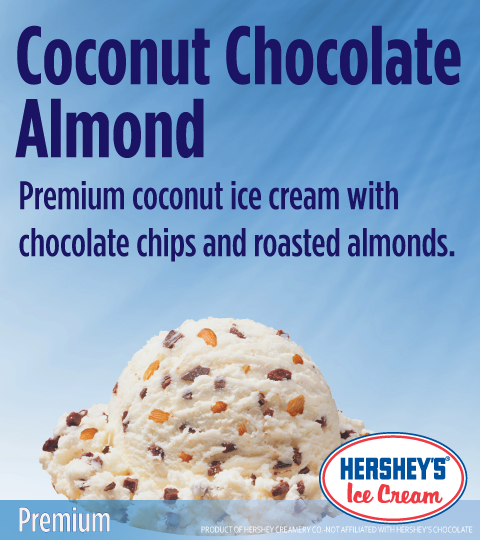 Coconut Chocolate Almond
