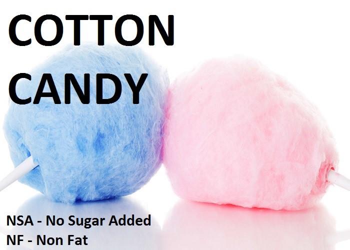 Cotton Candy (No Sugar Added)