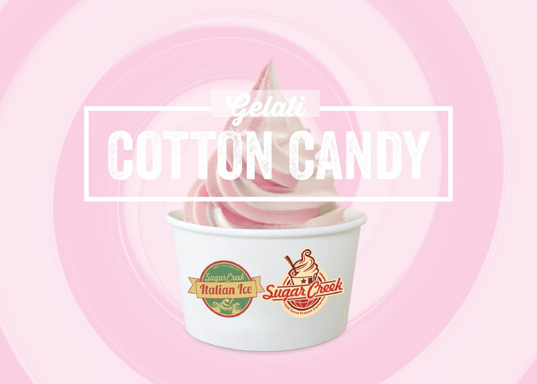 Cotton Candy Gelati