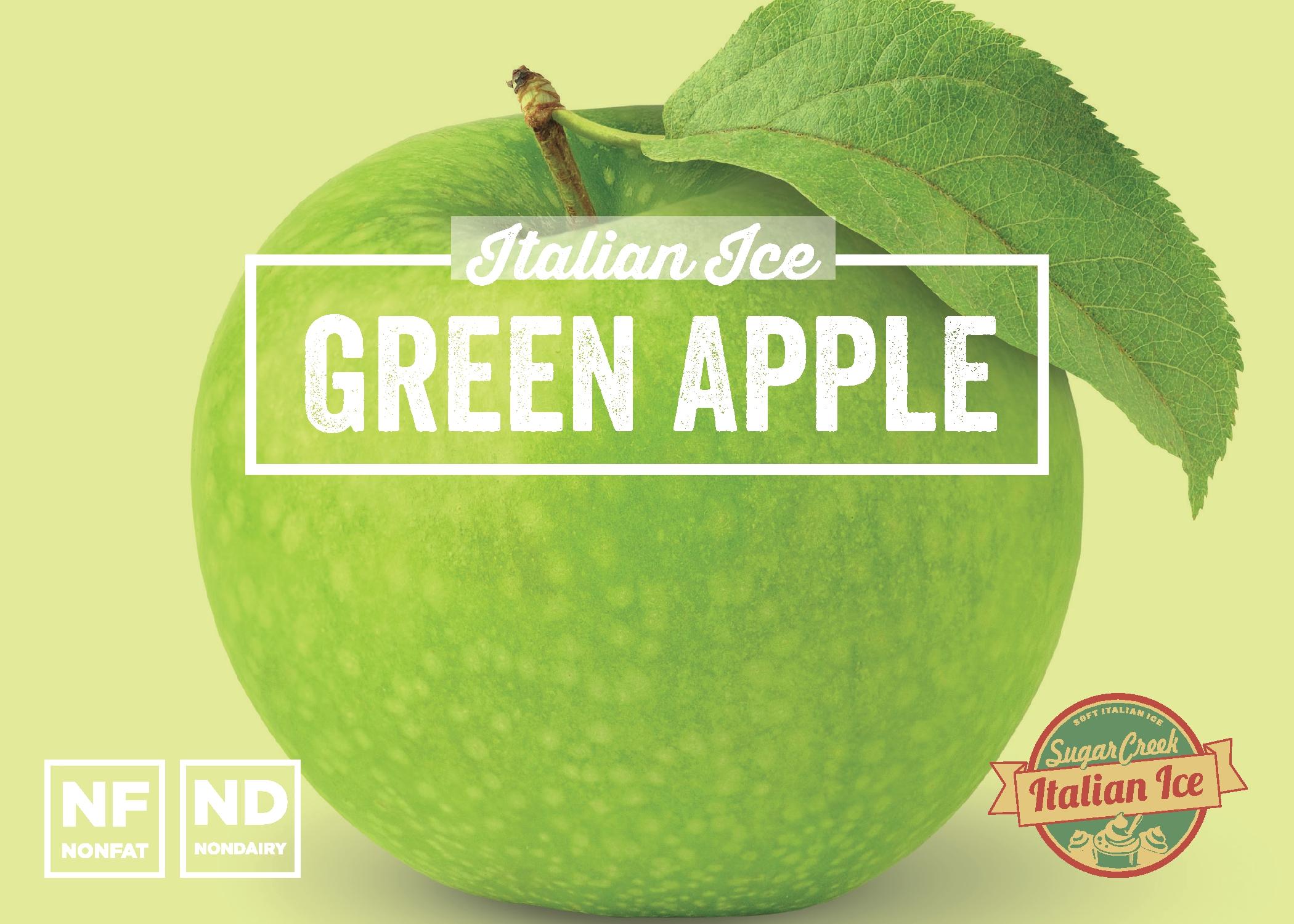 Green Apple Italian Ice