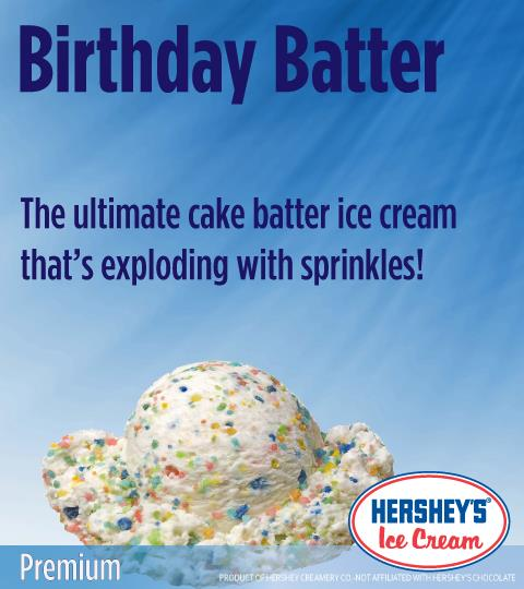 Birthday Batter