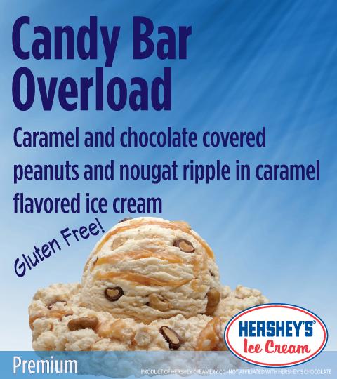 Candy Bar Overload