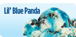 Lil Blue Panda