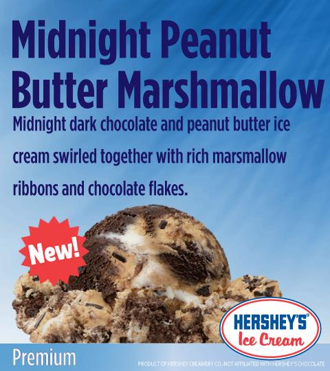 Midnight Peanut Butter Marshmallow