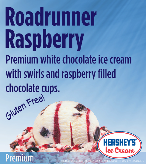 Road Runner Raspberry