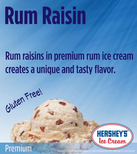 Rum Raisin