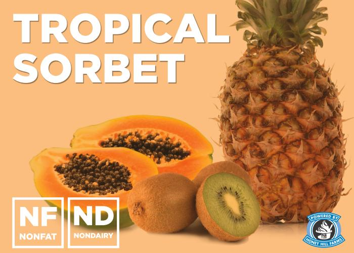 Tropical Sorbet