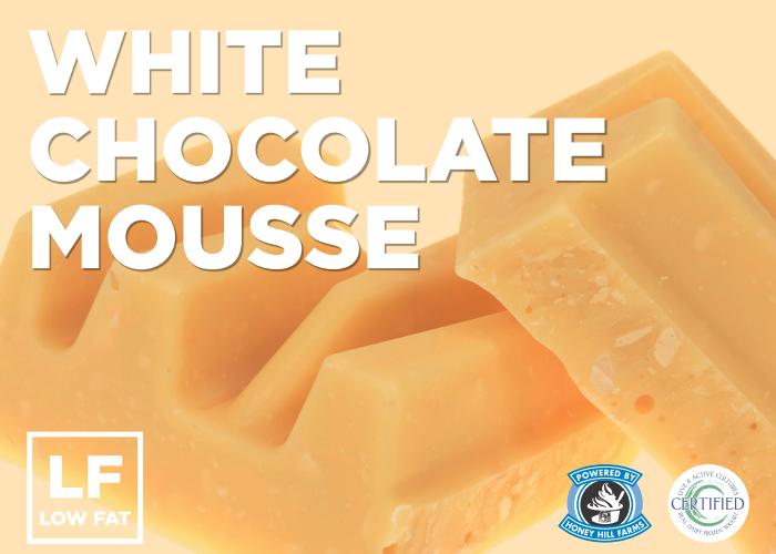 White Chocolate Mousse